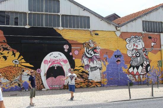 Lisbon Destination Tours: Street Art Tour