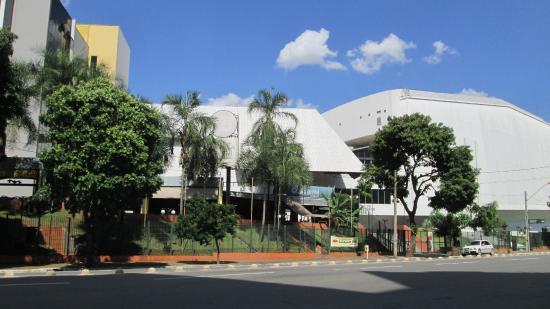 Centro de Convenções de Goiânia - Rio Vermelho Theater