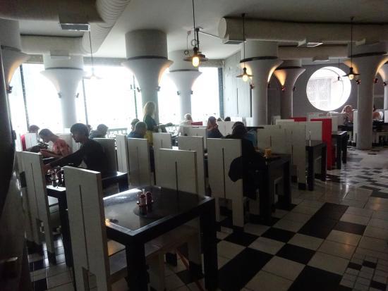 Mu-Mu: My - My Restaurant -Moscow, Russia