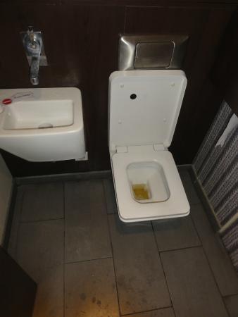 Toilettes les plus \
