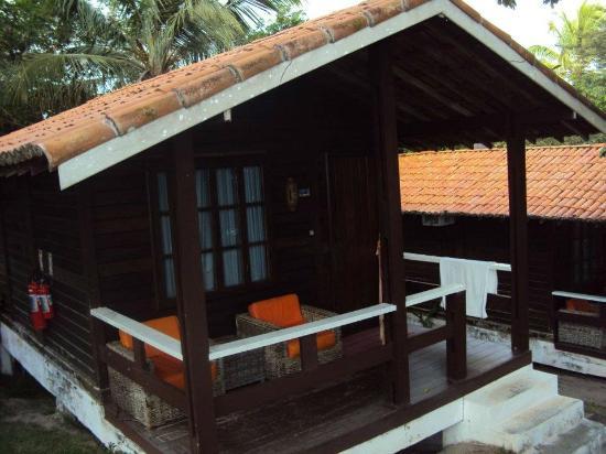 Hotel Village Natureza Beach Resort: Chalé.