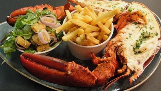 Steak & Lobster Heathrow