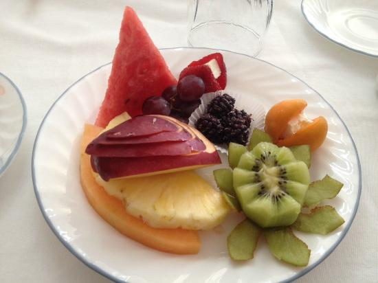 West Kelowna, Canada: Almost Too Beautiful To Eat!