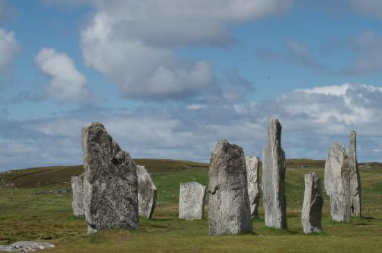Outer Hebrides, UK: Standing Stones