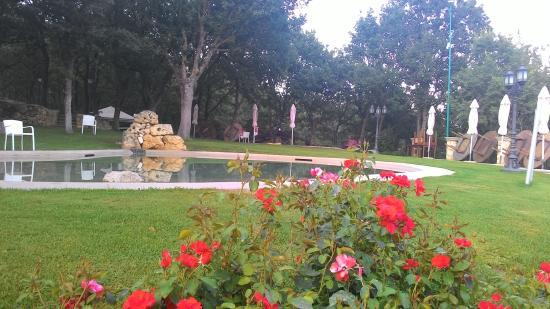 Casale Signorini : parco
