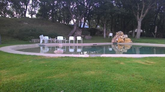 Casale Signorini : piscina