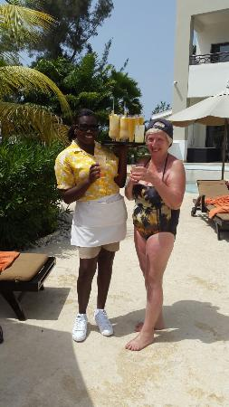 Brill holiday at secrets wild orchid
