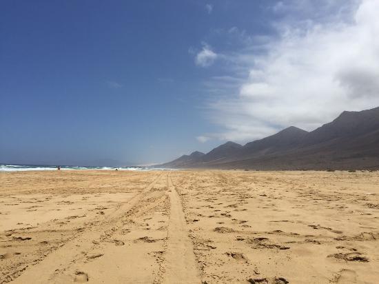 Playa de Cofete - Foto van Playa de Cofete, Morro del Jable - TripAdvisor
