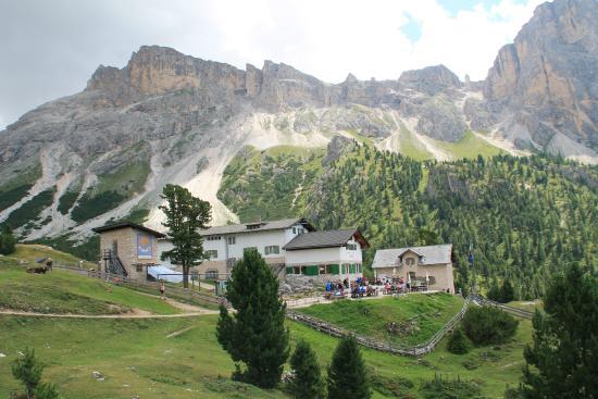 Rifugio Firenze - Regensburgerhütte