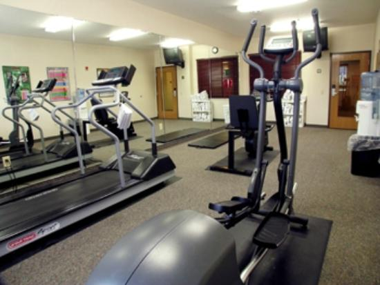 Best Western Plus Sparta Trail Lodge: Exercise Room