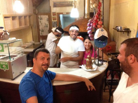 Pizzeria O'Scugnizzo : The Chefs
