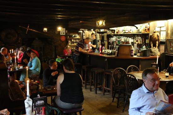 The Drovers Inn >> Die Bar Des Drovers Inn Picture Of Drovers Inn And Pub