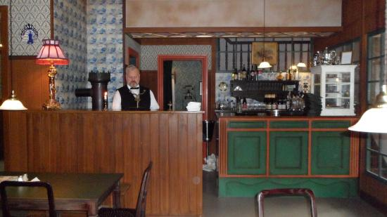 Jernbane Restauranten