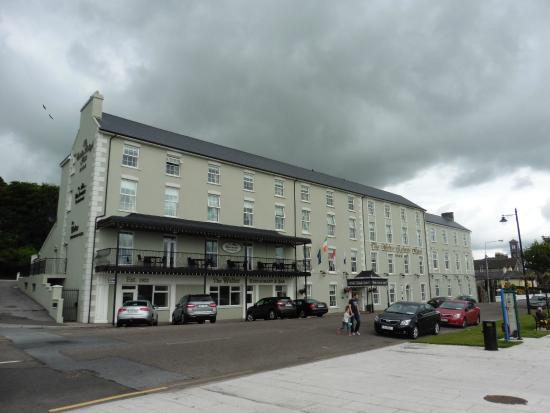 Walter Raleigh Hotel: Hotel
