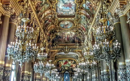 Paris, Frankrike: Palais Garnier