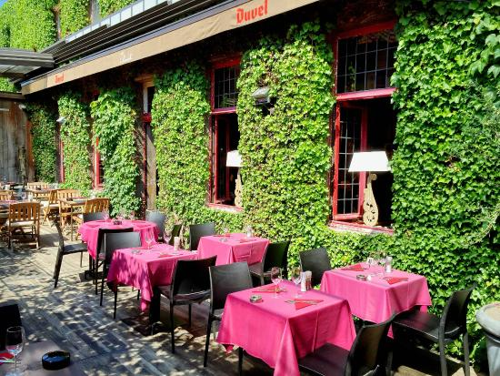 Terrasse Couverte Picture Of Brasserie Chez Clement