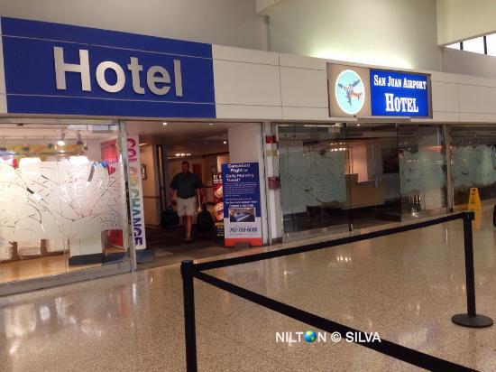 San Juan Airport Hotel Photo