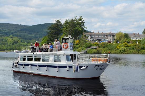 ‪‪Killaloe‬, أيرلندا: Cruising on the River Shannon‬