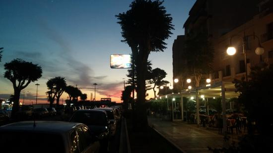 Sapori Mediterranei Ristorante Pizzeria: Location