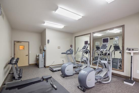 Residence Inn Portland Hillsboro: Fitness Center