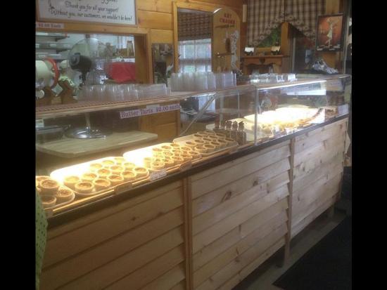 Maynooth, Kanada: Fantastic Butter Tarts