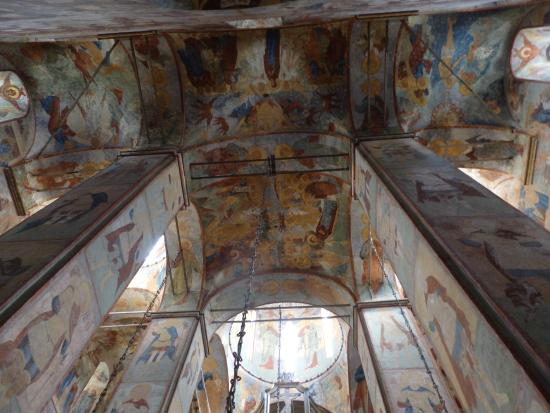 St Sophia cathedral : Interno