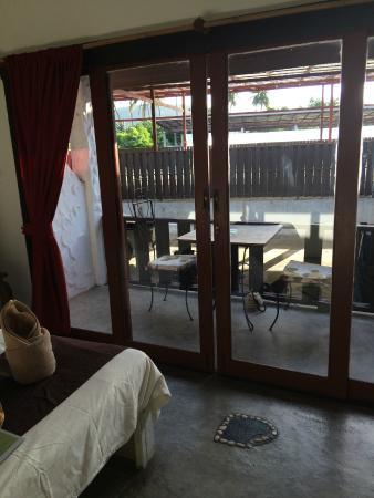 Cocooning Hotel: balcony