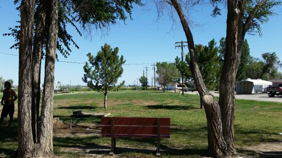 Worland RV Park & Campground: Our view