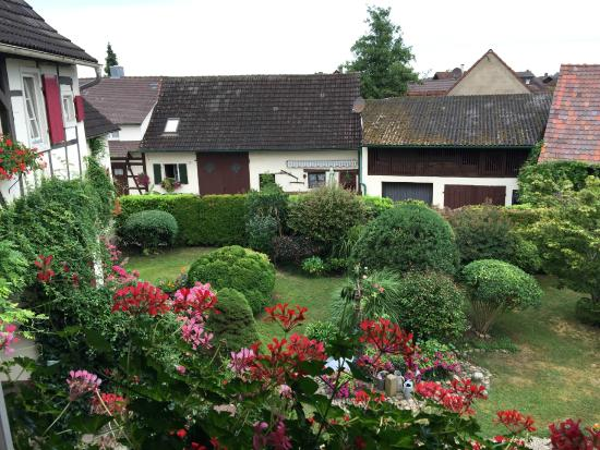 Hotel de Charme Zum Schiff : Garten