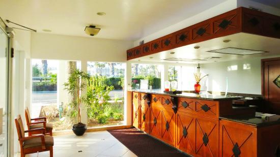 هوتل آيريس - سان دييجو: Lobby