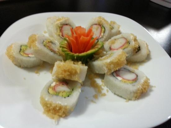 Yoi Sushi: Crunchy Roll de Yoi! Sushi
