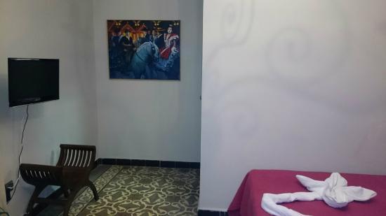 Al Andalus Jerez: otra parte de la habitación