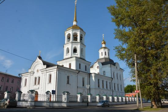 Harlampiyevskaya Archangel Michael Church