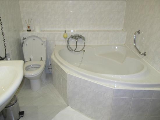 AGH Hotel: Koupelna