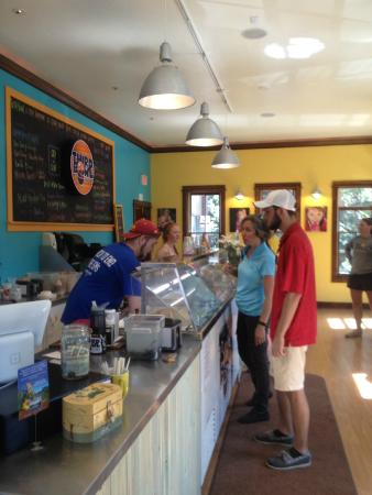 Third Bowl : The new shop, as of 6/5/15, at 201 1/2 Elk Ave.