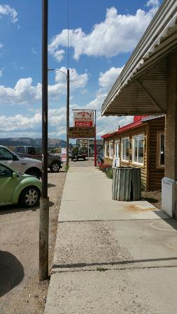 Drummond, MT: Parker's