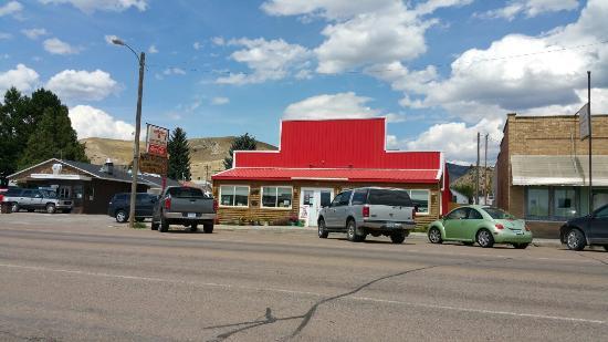 Drummond, Монтана: Parker's