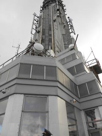 Main entrance picture of empire state building new york for 102nd floor of the empire state building