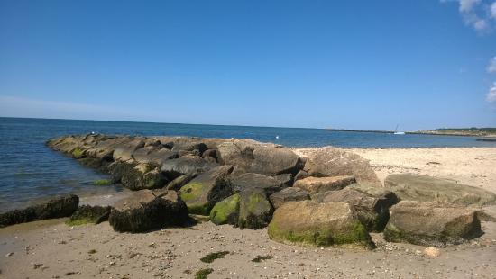 South Chatham, MA: Beach.