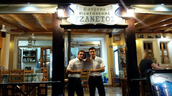 Tzanetos