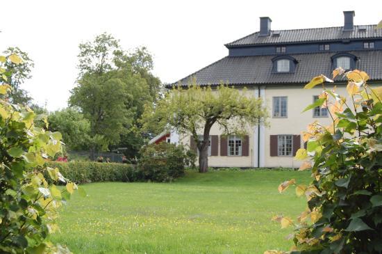 Marbacka Minnesgard: Hagen på Mårbacka var viktig for Selma Lagerløf, og hun la mye arbeidsinnsats i den.