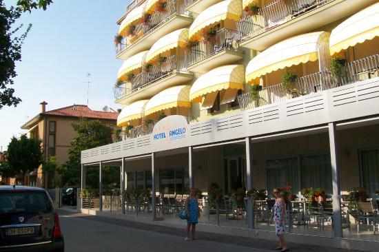 Hotel Angelo : Facciata hotel