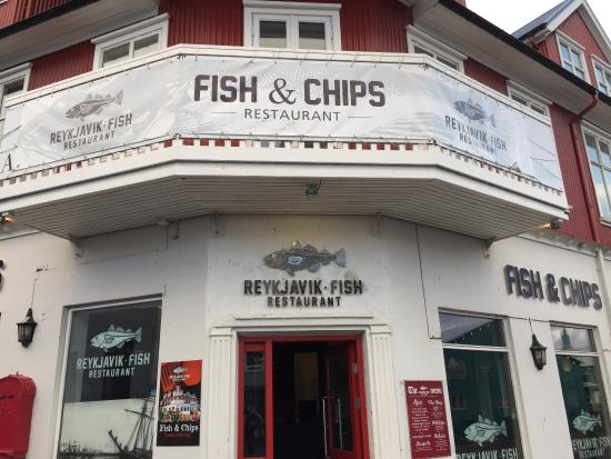 Fish and chips picture of reykjavik fish reykjavik for Best place for fish and chips near me