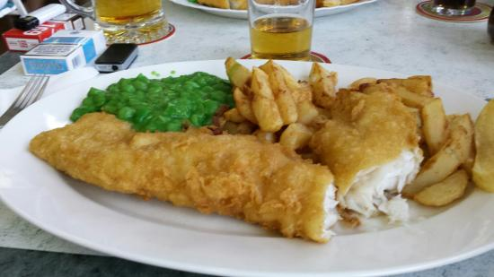Scampis Tenerife Fish and Chips