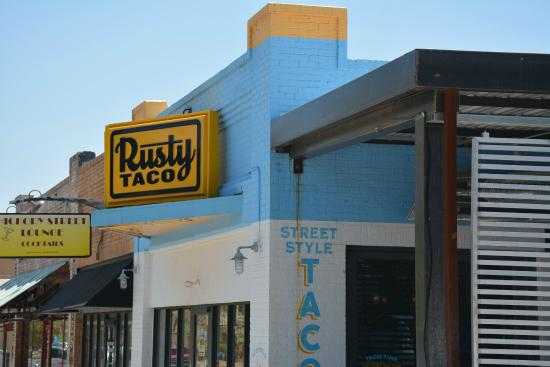 Rusty Taco Denton Restaurant Reviews Phone Number Photos Tripadvisor
