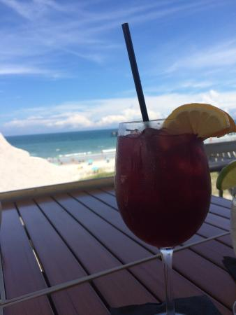 Casa Marina Hotel and Restaurant : Beautiful view from rooftop bar