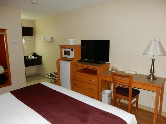 Vernon, Canadá: Guestroom