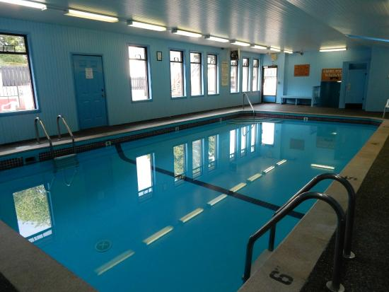 Vernon, Canada: Indoor Pool