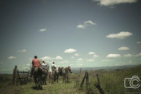 Reserva Aroeira : cavalgada