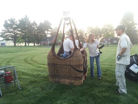 Has Anyone Seen My Balloon? Tours: photo1.jpg